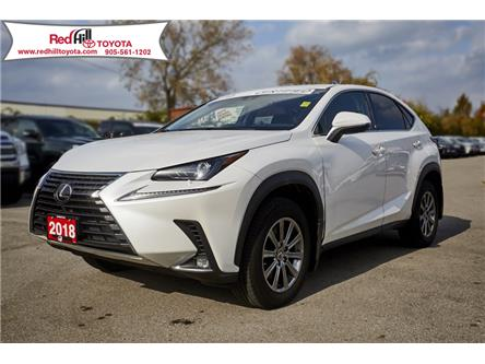 2018 Lexus NX 300 Base (Stk: 83486) in Hamilton - Image 1 of 23