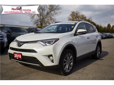2016 Toyota RAV4 Limited (Stk: 83603) in Hamilton - Image 1 of 24