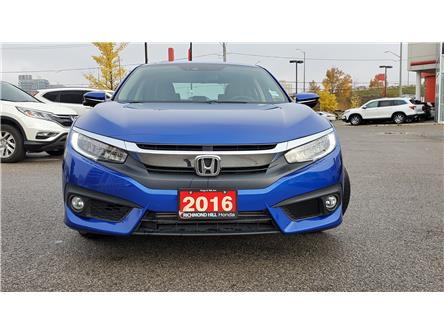 2016 Honda Civic Touring (Stk: 191392P) in Richmond Hill - Image 2 of 26