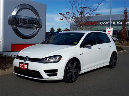 2016 Volkswagen Golf R 2.0 TSI (Stk: P0134) in Courtenay - Image 1 of 9