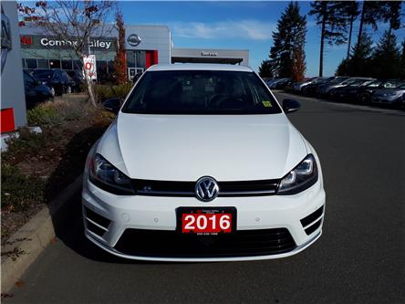 2016 Volkswagen Golf R 2.0 TSI (Stk: P0134) in Courtenay - Image 2 of 9