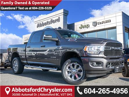 2019 RAM 3500 Big Horn (Stk: K673463) in Abbotsford - Image 1 of 27