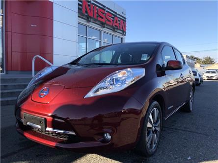 2016 Nissan LEAF SL (Stk: N19-0137P) in Chilliwack - Image 1 of 15