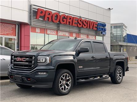 2017 GMC Sierra 1500 SLT (Stk: HG242352) in Sarnia - Image 1 of 10
