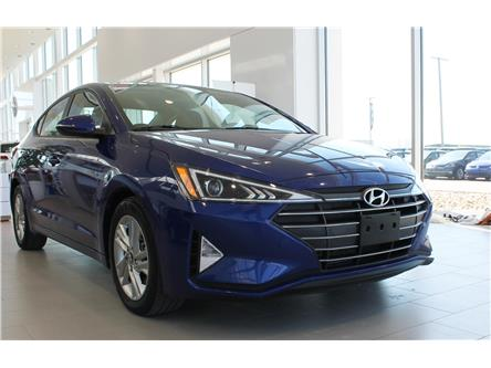 2019 Hyundai Elantra Preferred (Stk: V7291) in Saskatoon - Image 1 of 22