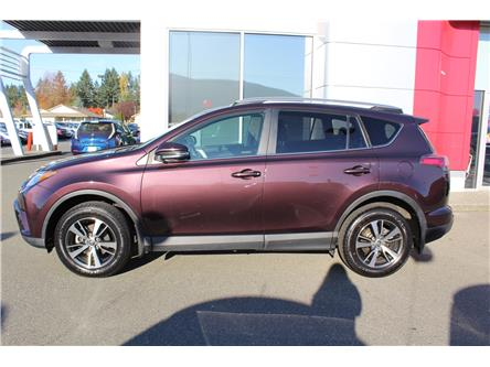 2017 Toyota RAV4 XLE (Stk: 9P6424A) in Nanaimo - Image 2 of 9