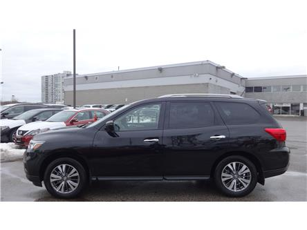 2019 Nissan Pathfinder SL Premium (Stk: U12674) in Scarborough - Image 2 of 16