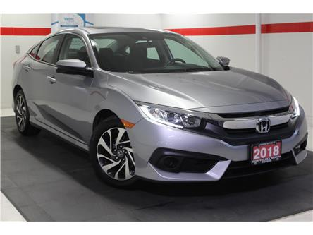 2018 Honda Civic EX (Stk: 299730S) in Markham - Image 1 of 25