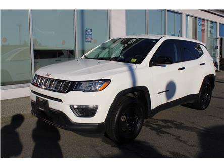 2018 Jeep Compass Sport (Stk: 9R5508A) in Nanaimo - Image 1 of 9