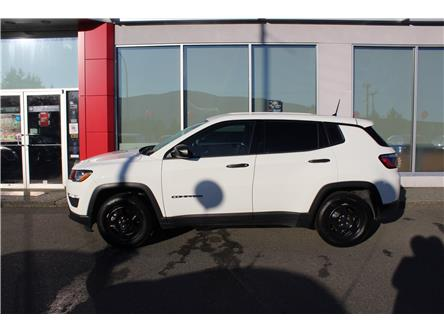 2018 Jeep Compass Sport (Stk: 9R5508A) in Nanaimo - Image 2 of 9