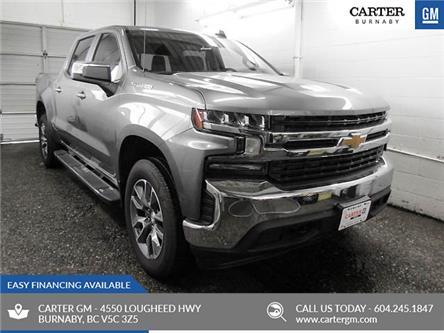 2019 Chevrolet Silverado 1500 LT (Stk: N9-8968T) in Burnaby - Image 1 of 13