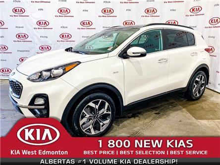 2020 Kia Sportage EX Premium (Stk: 22063) in Edmonton - Image 1 of 38
