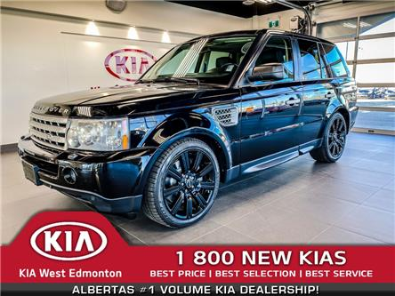 2006 Land Rover Range Rover Sport Supercharged (Stk: 7330) in Edmonton - Image 1 of 41