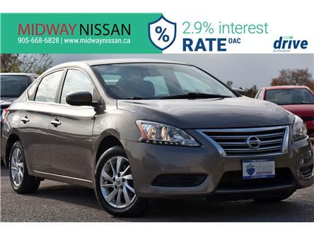 2015 Nissan Sentra 1.8 SV (Stk: U1875A) in Whitby - Image 1 of 32