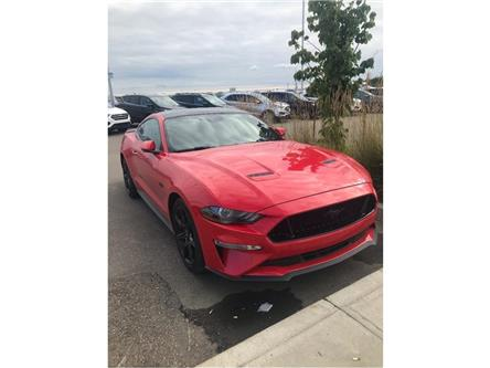 2019 Ford Mustang GT Premium (Stk: 9MU016) in Ft. Saskatchewan - Image 1 of 21