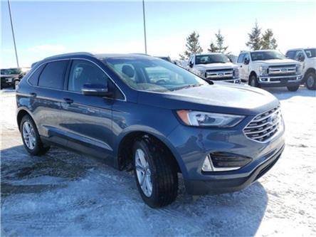 2019 Ford Edge SEL (Stk: 9ED016) in Ft. Saskatchewan - Image 1 of 23