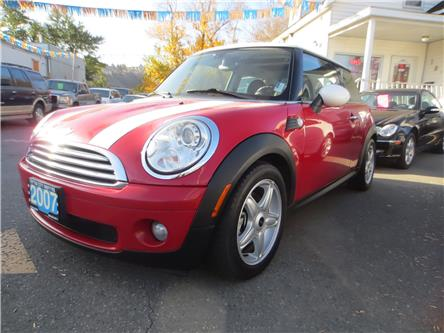 2007 MINI Cooper Base (Stk: ) in Kamloops - Image 1 of 10