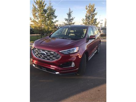 2019 Ford Edge Titanium (Stk: 9ED069) in Ft. Saskatchewan - Image 1 of 21