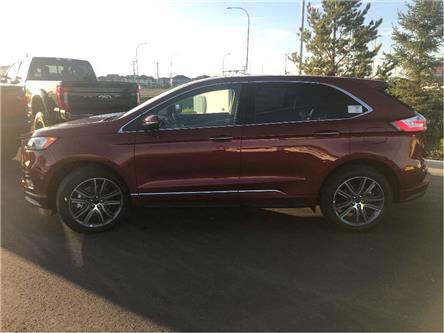 2019 Ford Edge Titanium (Stk: 9ED069) in Ft. Saskatchewan - Image 2 of 21