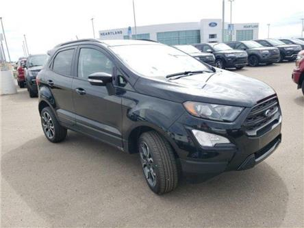 2019 Ford EcoSport SES (Stk: 9ES017) in Ft. Saskatchewan - Image 1 of 21