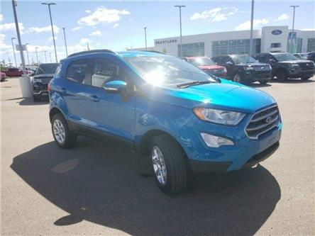 2019 Ford EcoSport SE (Stk: 9ES023) in Fort Saskatchewan - Image 1 of 22