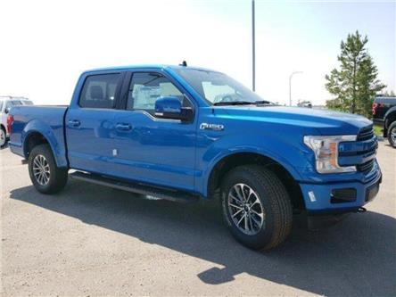 2019 Ford F-150 Lariat (Stk: 9LT088) in Ft. Saskatchewan - Image 1 of 22