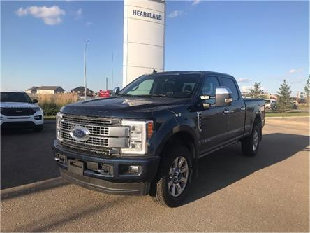2019 Ford F-350 Platinum (Stk: 9SD163) in Ft. Saskatchewan - Image 1 of 26