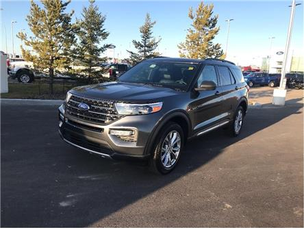 2020 Ford Explorer XLT (Stk: LEX004) in Ft. Saskatchewan - Image 1 of 25