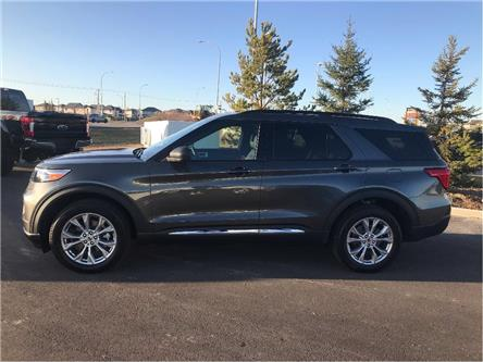 2020 Ford Explorer XLT (Stk: LEX004) in Ft. Saskatchewan - Image 2 of 25