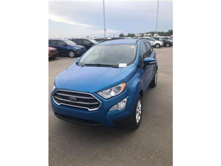2019 Ford EcoSport SE (Stk: 9ES022) in Ft. Saskatchewan - Image 1 of 21