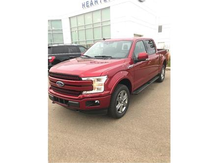 2019 Ford F-150 Lariat (Stk: 9LT250) in Ft. Saskatchewan - Image 1 of 24