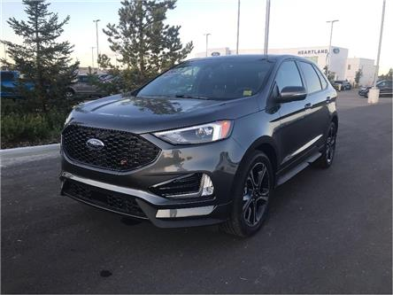 2019 Ford Edge ST (Stk: 9ED057) in Ft. Saskatchewan - Image 1 of 22