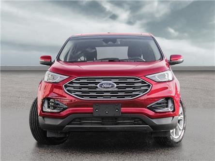 2019 Ford Edge Titanium (Stk: 9ED073) in Ft. Saskatchewan - Image 2 of 23