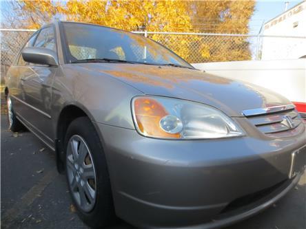 2003 Honda Civic LX (Stk: ) in Kamloops - Image 2 of 7
