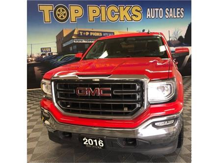 2016 GMC Sierra 1500 SLE (Stk: 241539) in NORTH BAY - Image 1 of 27