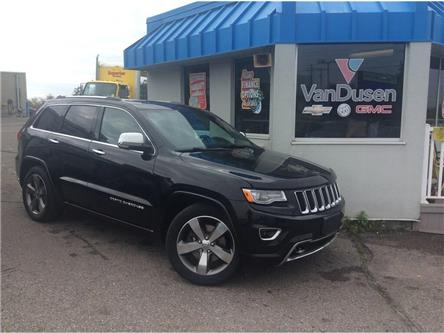 2015 Jeep Grand Cherokee Overland (Stk: 200033A) in Ajax - Image 1 of 25