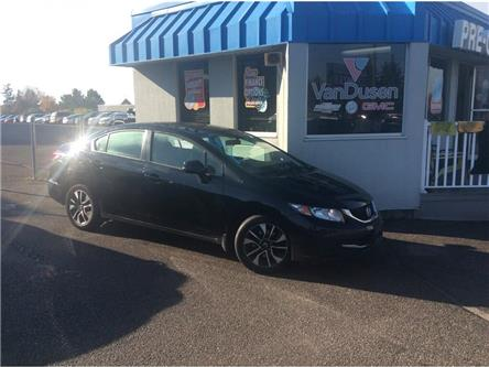 2013 Honda Civic EX (A5) (Stk: B7560) in Ajax - Image 1 of 25