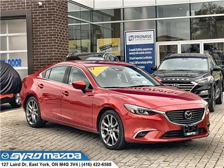 2017 Mazda MAZDA6 GT (Stk: 29175A) in East York - Image 1 of 30
