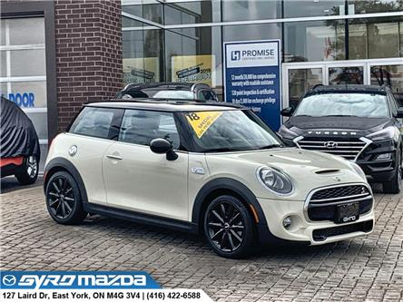 2018 MINI 3 Door Cooper S (Stk: 27468B) in East York - Image 1 of 30