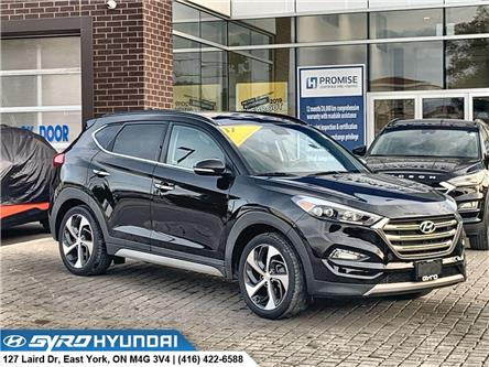 2017 Hyundai Tucson Limited (Stk: H5360) in Toronto - Image 1 of 30