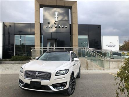 2019 Lincoln Nautilus Reserve (Stk: NT191308) in Barrie - Image 1 of 30