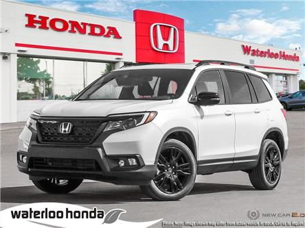 2019 Honda Passport Sport (Stk: H6410) in Waterloo - Image 1 of 23