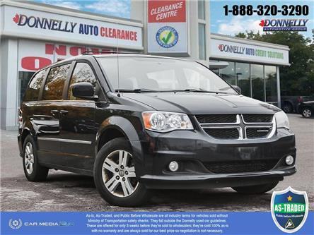 2011 Dodge Grand Caravan Crew (Stk: PBWDUR6224A) in Ottawa - Image 1 of 28