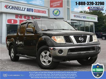 2006 Nissan Frontier  (Stk: PBWDS1778A) in Ottawa - Image 1 of 28