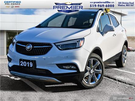 2019 Buick Encore Essence (Stk: P19269) in Windsor - Image 1 of 27