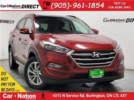 2018 Hyundai Tucson  (Stk: DRD2725) in Burlington - Image 1 of 36