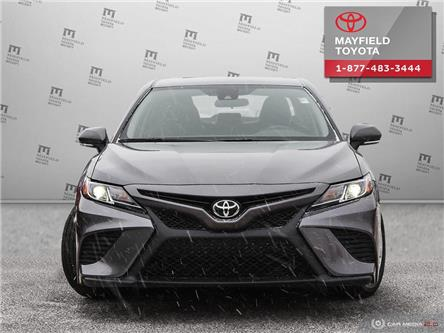 2019 Toyota Camry SE (Stk: 194218) in Edmonton - Image 2 of 20