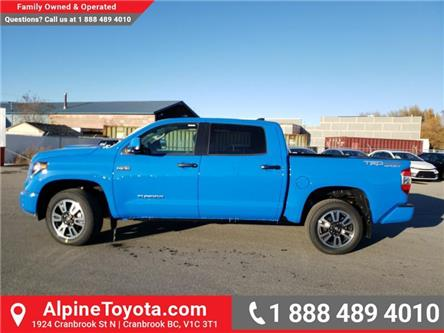 2020 Toyota Tundra Base (Stk: X881285) in Cranbrook - Image 2 of 24