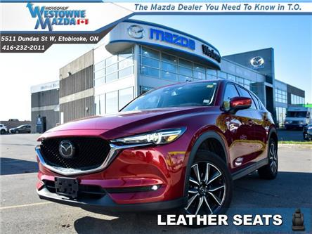 2017 Mazda CX-5 GT (Stk: 15781A) in Etobicoke - Image 1 of 27