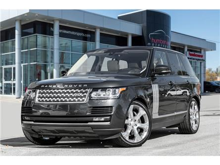 2016 Land Rover Range Rover  (Stk: 19HMS1084) in Mississauga - Image 1 of 23